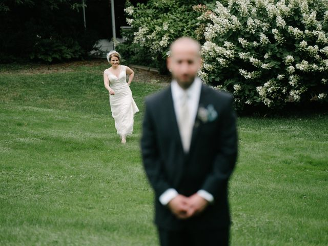 Mike and Jeanelle's Wedding in Garrison, New York 10