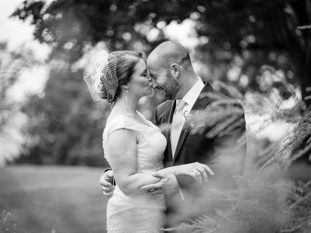 Mike and Jeanelle's Wedding in Garrison, New York 17