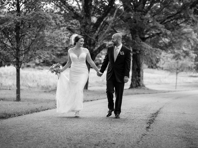 Mike and Jeanelle's Wedding in Garrison, New York 18