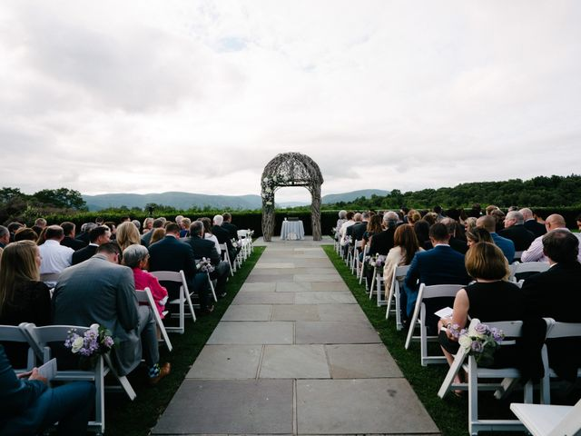 Mike and Jeanelle's Wedding in Garrison, New York 24