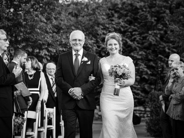 Mike and Jeanelle's Wedding in Garrison, New York 25