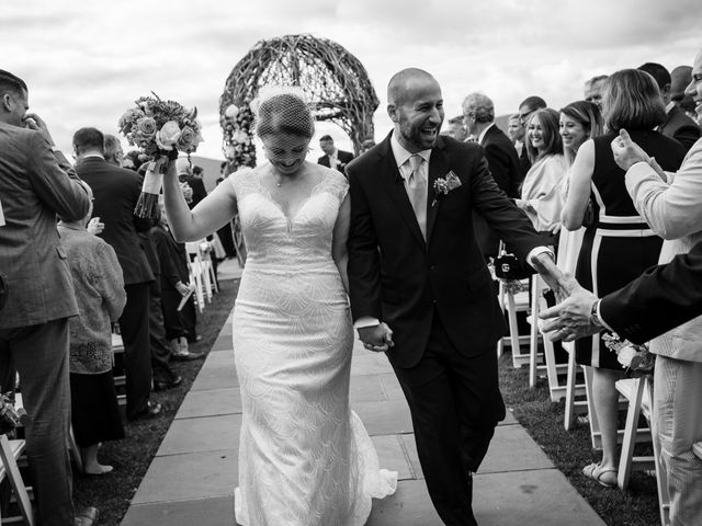 Mike and Jeanelle's Wedding in Garrison, New York 27