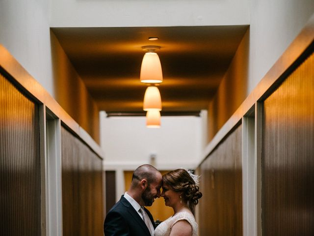 Mike and Jeanelle's Wedding in Garrison, New York 28