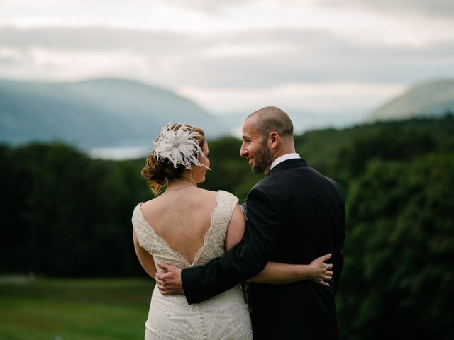 Mike and Jeanelle's Wedding in Garrison, New York 29
