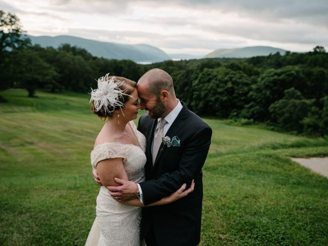 Mike and Jeanelle's Wedding in Garrison, New York 30