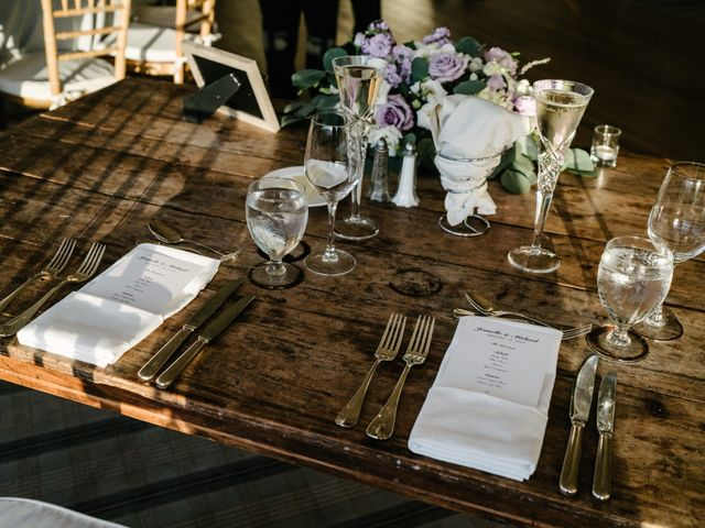 Mike and Jeanelle's Wedding in Garrison, New York 33