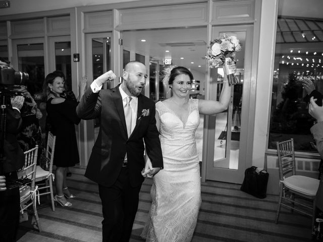 Mike and Jeanelle's Wedding in Garrison, New York 36