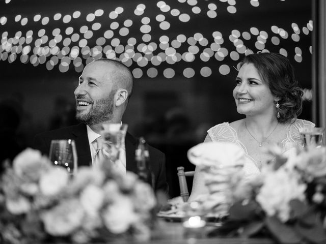 Mike and Jeanelle's Wedding in Garrison, New York 37