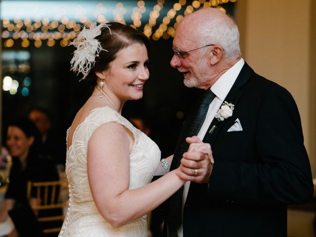 Mike and Jeanelle's Wedding in Garrison, New York 38