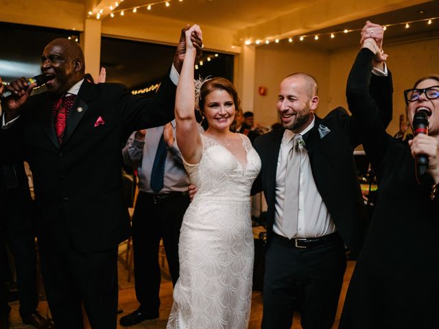 Mike and Jeanelle's Wedding in Garrison, New York 39