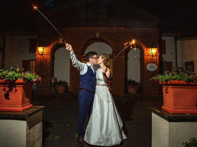 Parker and Lauren's Wedding in Charlottesville, Virginia 9