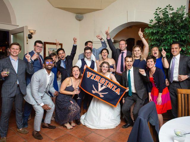Parker and Lauren's Wedding in Charlottesville, Virginia 10