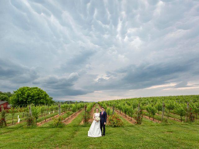 Parker and Lauren's Wedding in Charlottesville, Virginia 1