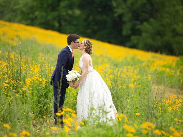 Parker and Lauren's Wedding in Charlottesville, Virginia 2