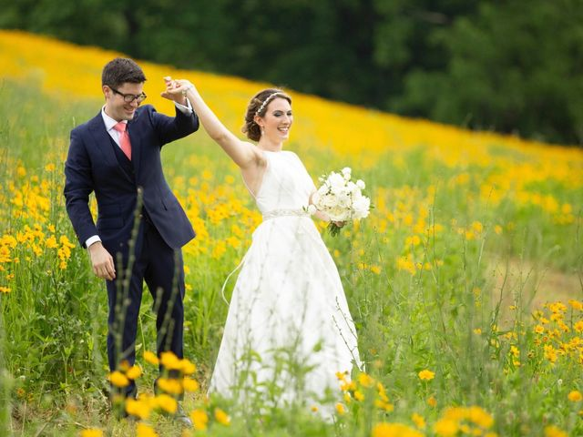 Parker and Lauren's Wedding in Charlottesville, Virginia 32
