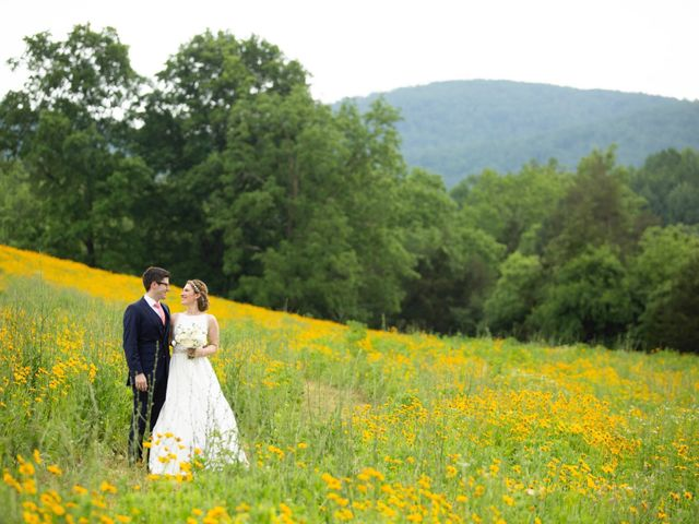Parker and Lauren's Wedding in Charlottesville, Virginia 33