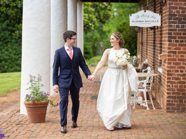 Parker and Lauren's Wedding in Charlottesville, Virginia 35
