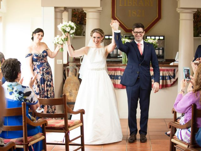 Parker and Lauren's Wedding in Charlottesville, Virginia 3