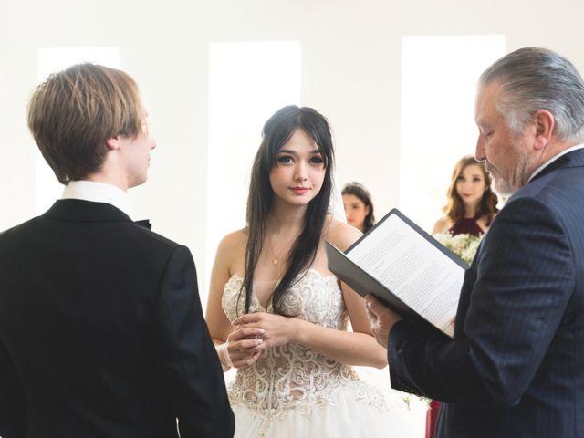 Andrew and Lauren's Wedding in Plantersville, Texas 4