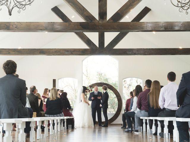 Andrew and Lauren's Wedding in Plantersville, Texas 6