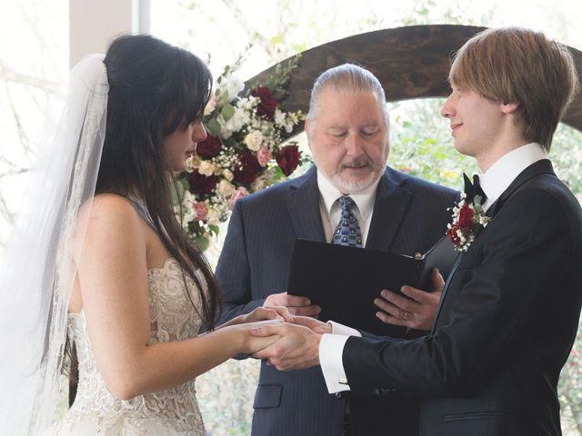 Andrew and Lauren's Wedding in Plantersville, Texas 7