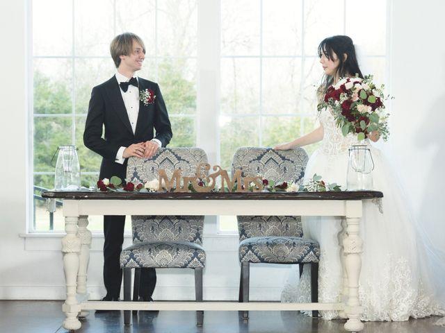 Andrew and Lauren's Wedding in Plantersville, Texas 10