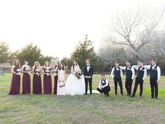 Andrew and Lauren's Wedding in Plantersville, Texas 12