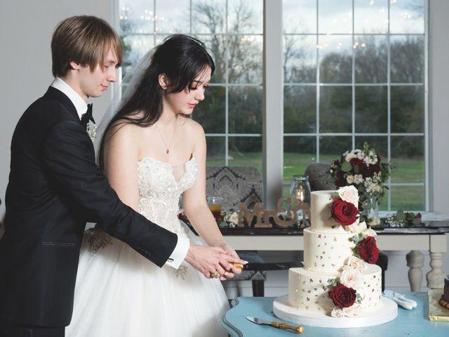 Andrew and Lauren's Wedding in Plantersville, Texas 15