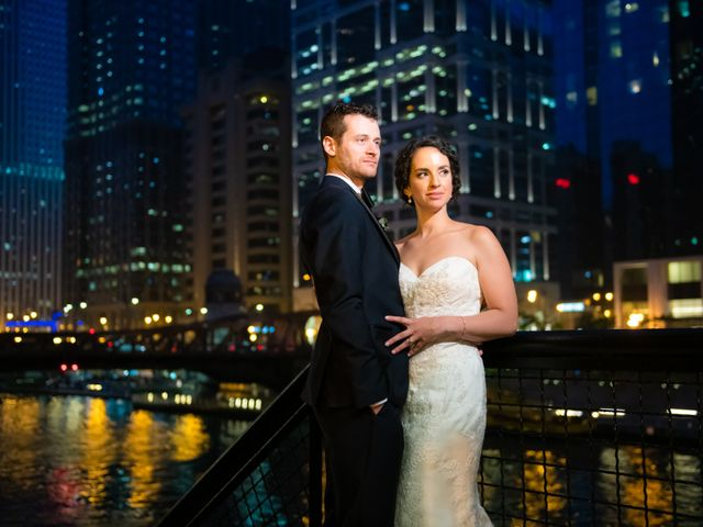John and Meaghan's Wedding in Chicago, Illinois 17