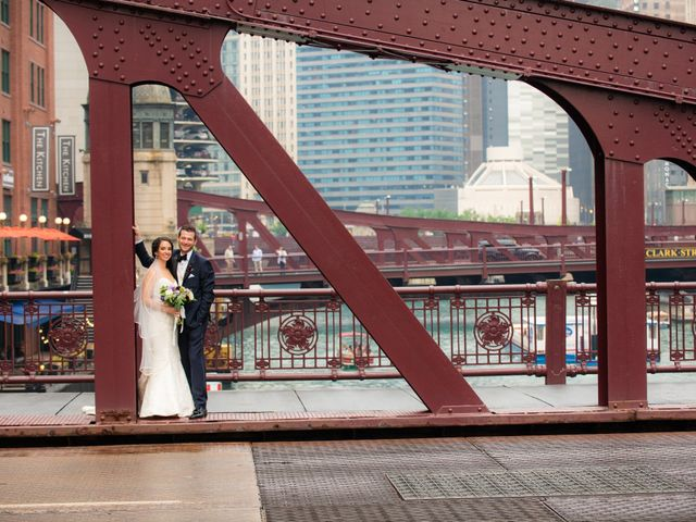 John and Meaghan's Wedding in Chicago, Illinois 53