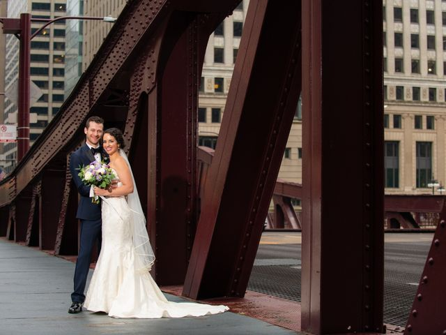 John and Meaghan's Wedding in Chicago, Illinois 54