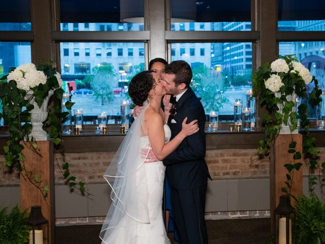 John and Meaghan's Wedding in Chicago, Illinois 55