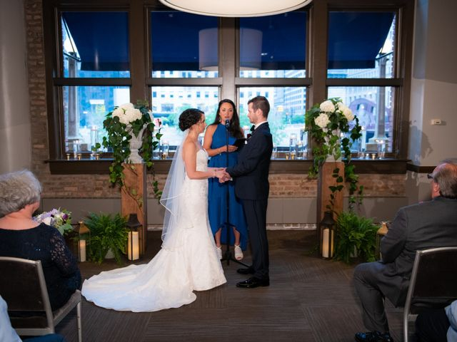 John and Meaghan's Wedding in Chicago, Illinois 59