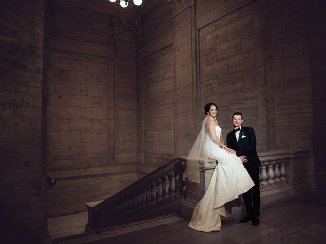 John and Meaghan's Wedding in Chicago, Illinois 43