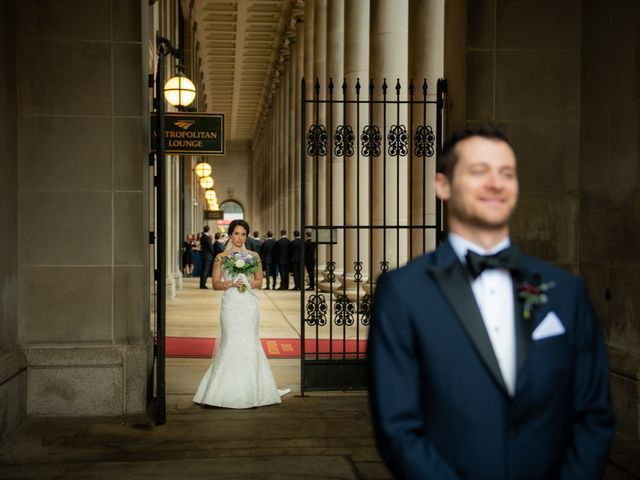 John and Meaghan's Wedding in Chicago, Illinois 32
