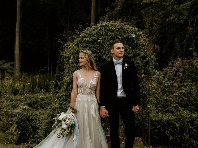 The wedding of Alexa and Niko