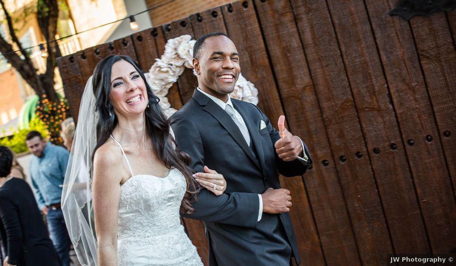 Gibson and Eric's Wedding in Tucson, Arizona