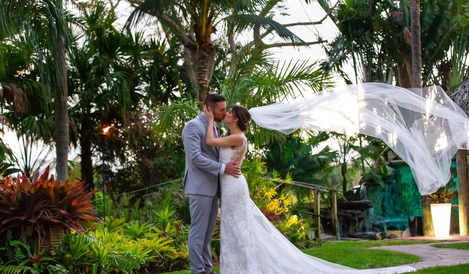 Phil and Jessica's Wedding in Fort Lauderdale, Florida