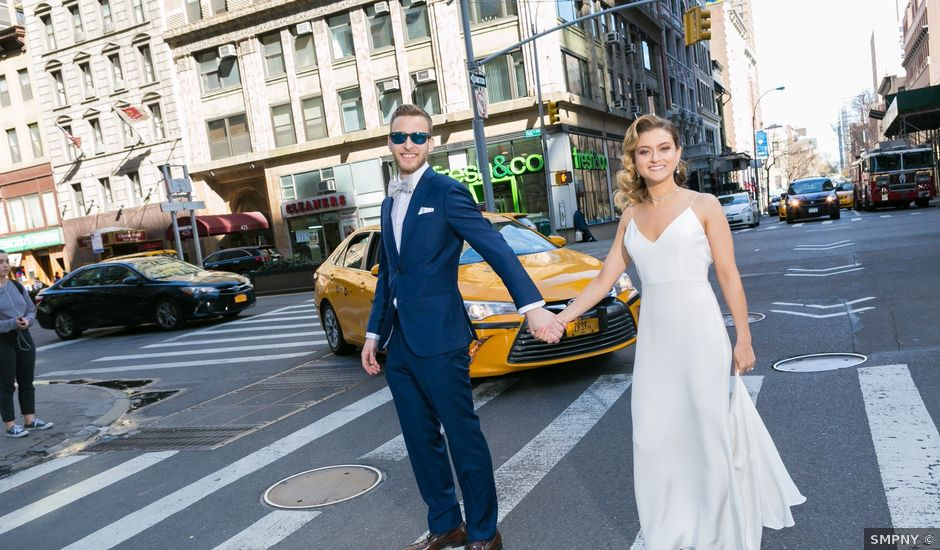 Eric and Sloan's Wedding in New York, New York