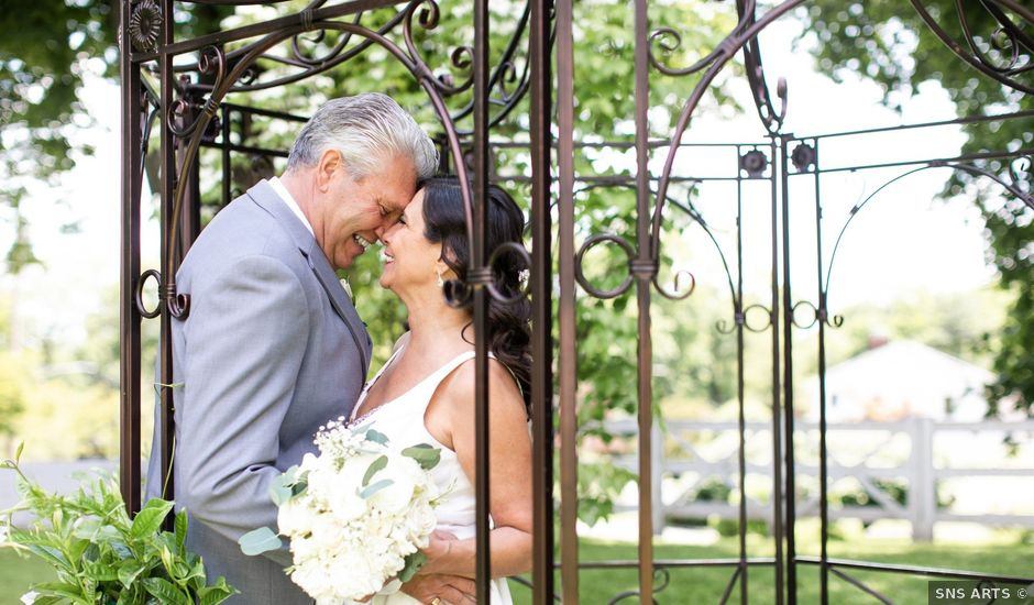 Chrstine and Stephen's Wedding in Briarcliff Manor, New York