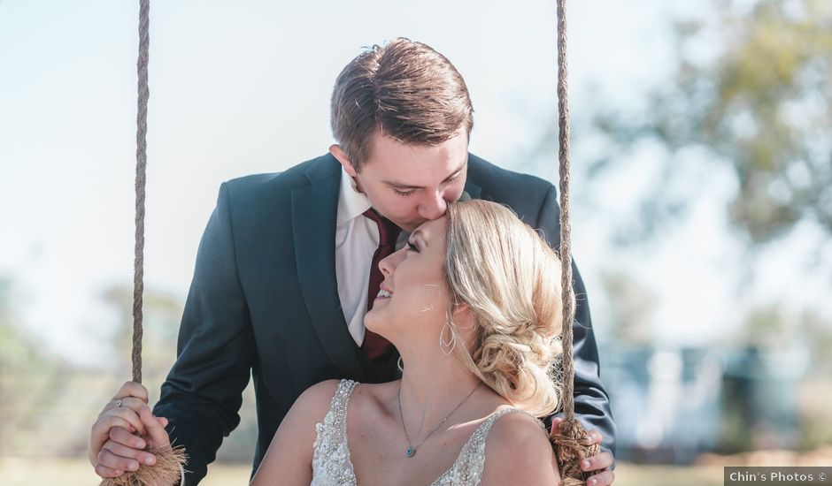 Trae and Monika's Wedding in Denton, Texas