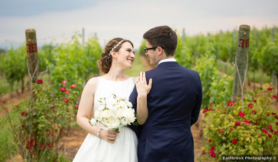 Parker and Lauren's Wedding in Charlottesville, Virginia
