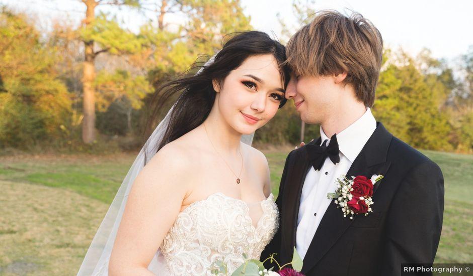Andrew and Lauren's Wedding in Plantersville, Texas