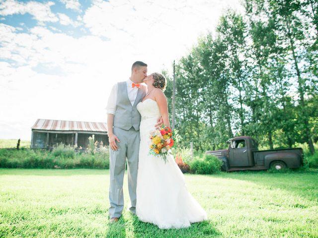 Jordan and Joel's wedding in Wisconsin 12