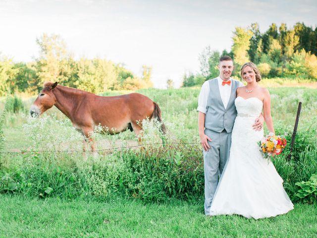 Jordan and Joel's wedding in Wisconsin 13