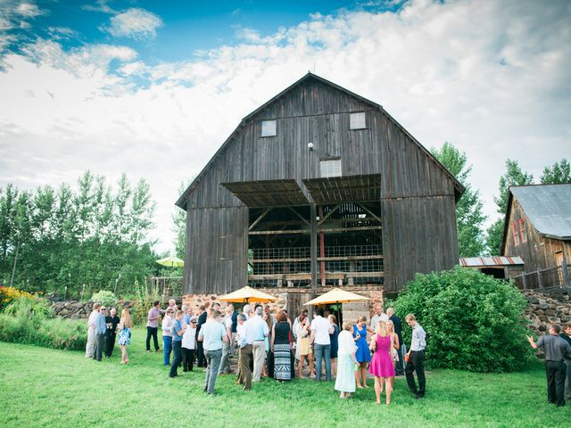 Jordan and Joel's wedding in Wisconsin 14