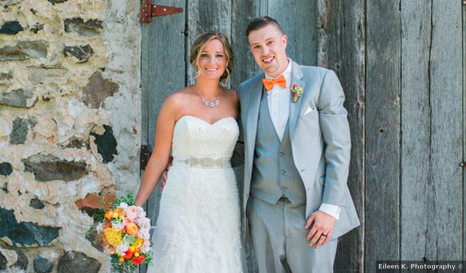 Jordan and Joel's wedding in Wisconsin