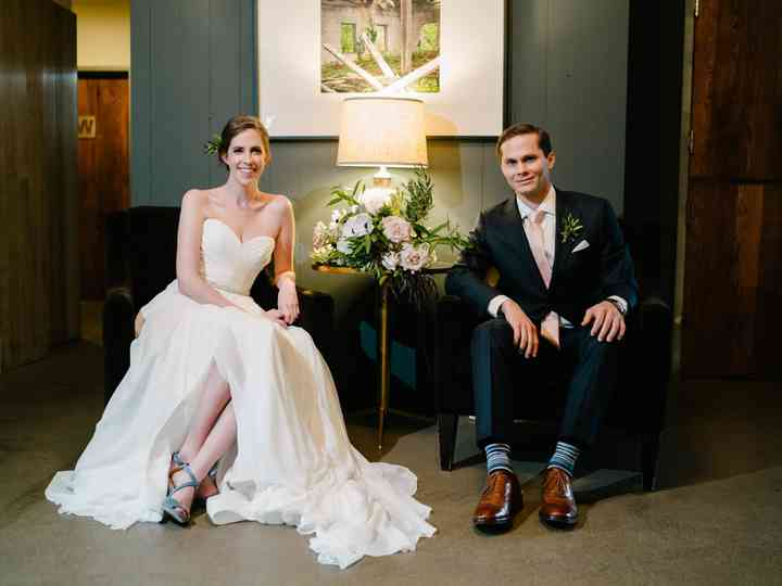 The wedding of Carina and Timothy