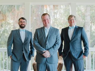 Keith and Rachel's Wedding in Beaufort, South Carolina 4