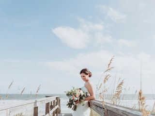 Keith and Rachel's Wedding in Beaufort, South Carolina 10